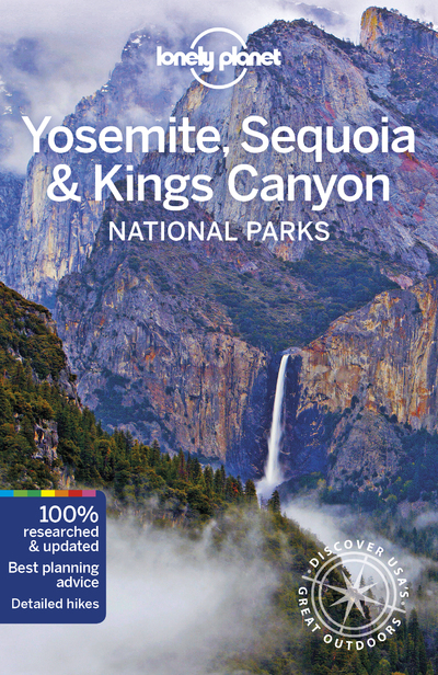 YOSEMITE  SEQUOIA & KINGS CANYON NATIONAL PARKS 5ED  ANGLAIS