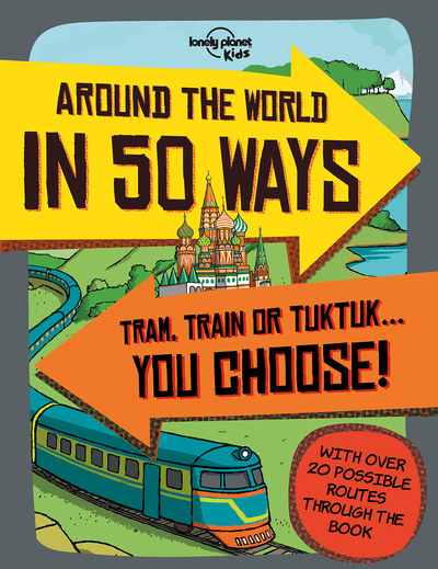 AROUND THE WORLD IN 50 WAYS 1ED -ANGLAIS-