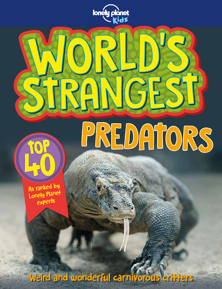 WORLD'S STRANGEST - PREDATORS 1ED -ANGLAIS-