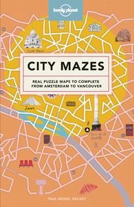 CITY MAZES 1ED -ANGLAIS-