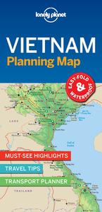 VIETNAM PLANNING MAP 1ED  ANGLAIS