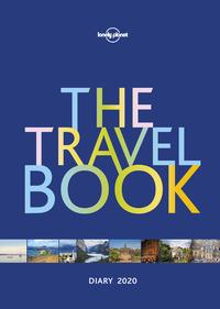 THE TRAVEL BOOK DIARY 2020  ANGLAIS