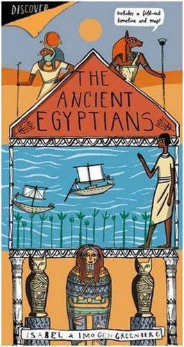 DISCOVER THE ANCIENT EGYPTIANS /ANGLAIS