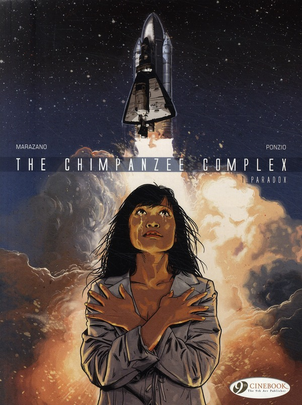 THE CHIMPANZEE COMPLEX - TOME 1 PARADOX