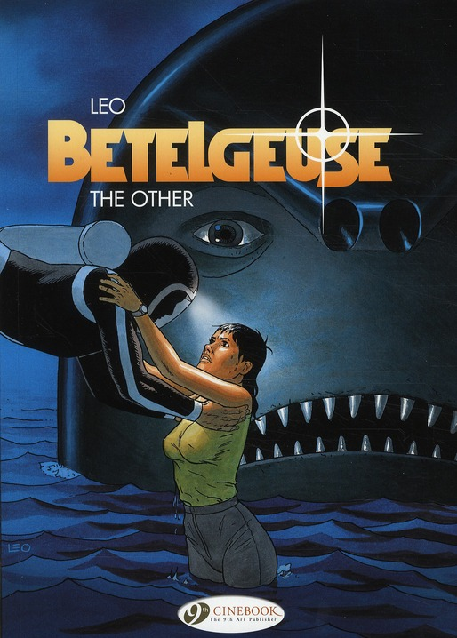 BETELGEUSE - TOME 3 THE OTHER - VOL03