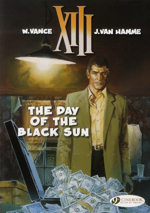XIII - TOME 1 THE DAY OF THE BLACK SUN