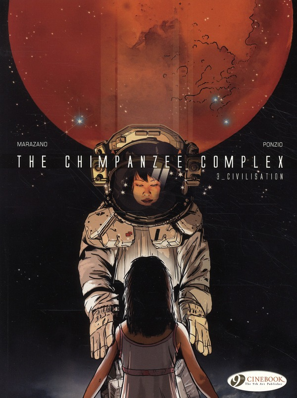 THE CHIMPANZEE COMPLEX - TOME 3 CIVILISATION