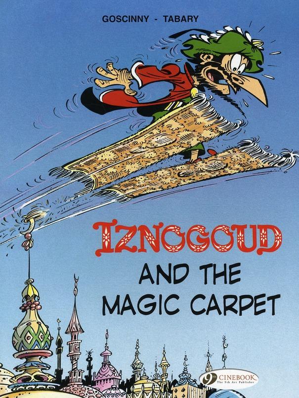IZNOGOUD - TOME 6 AND THE MAGIC CARPET