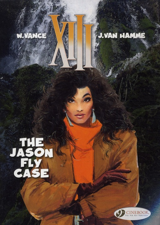 XIII T06 - THE JASON FLY CASE