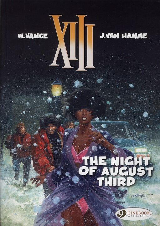 XIII - TOME 7 THE NIGHT OF AUGUST THIRD