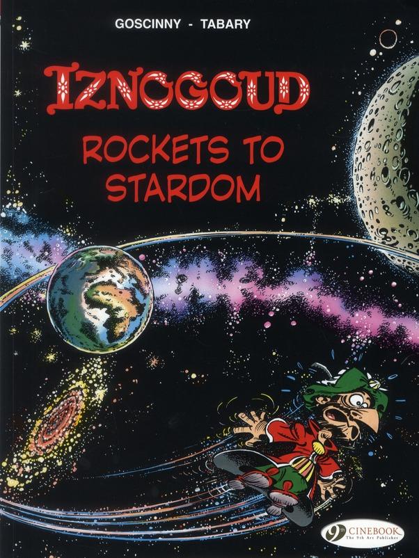 IZNOGOUD - TOME 8 ROCKETS TO STARDOM