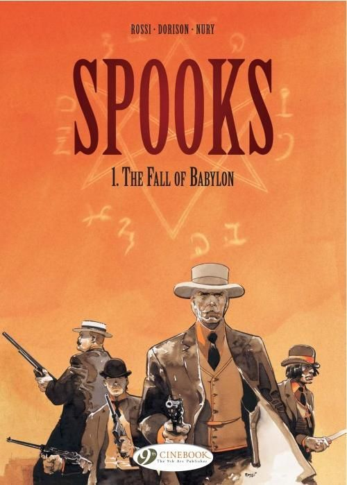 SPOOKS - TOME 1 THE FALL OF BABYLON