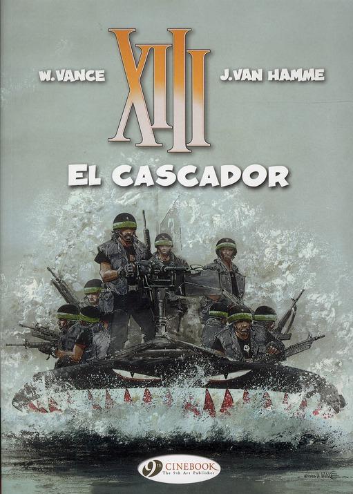 XIII - TOME 10 EL CASCADOR