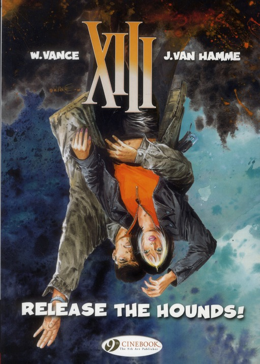XIII - TOME 14 RELEASE THE HOUNDS ! - VOL14