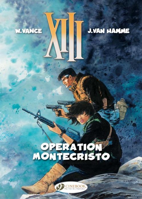 XIII - TOME 15 OPERATION MONTECRISTO