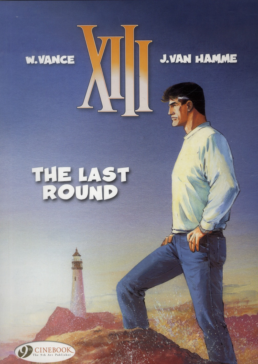 XIII - TOME 18 THE LAST ROUND - VOL18