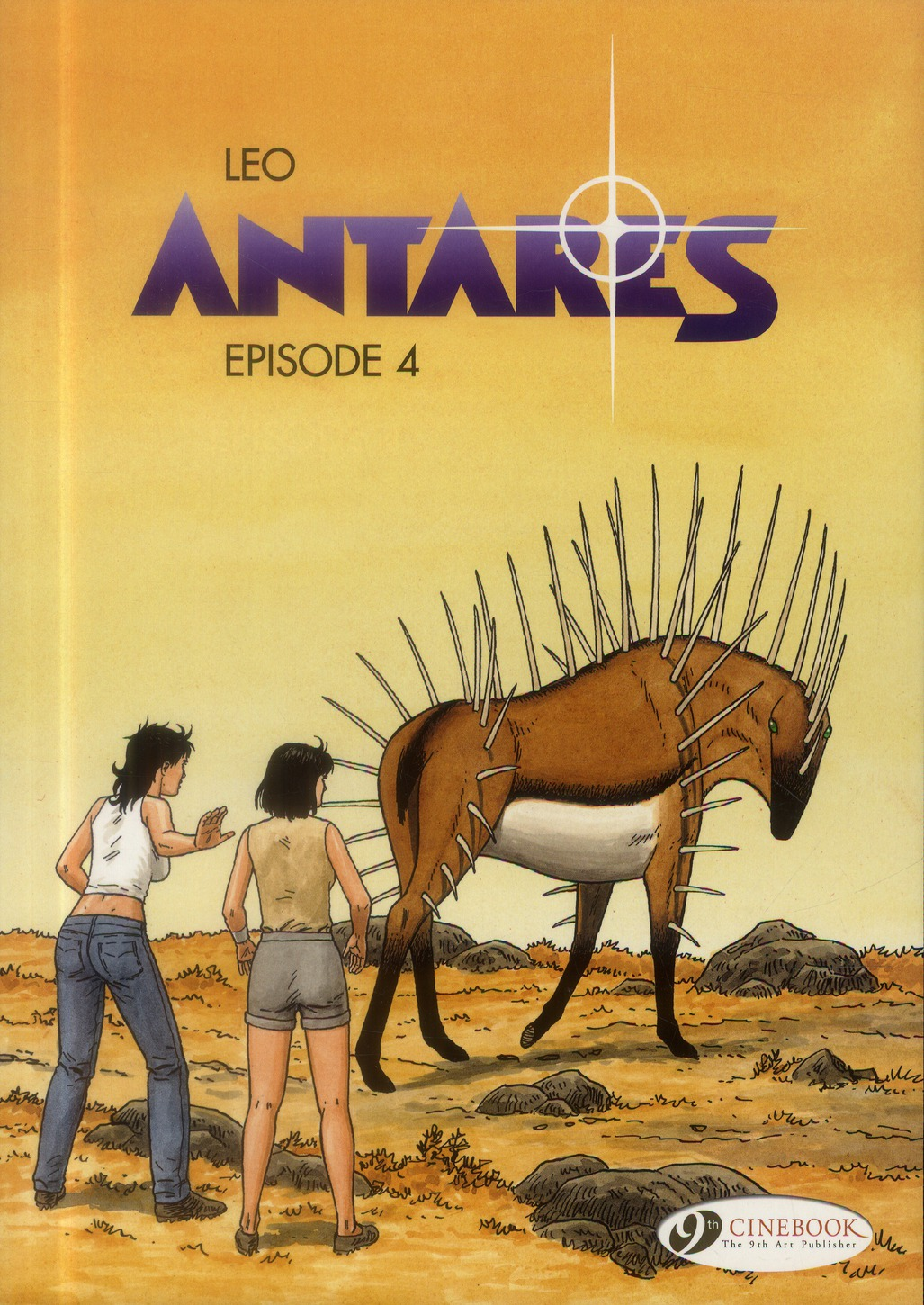 ANTARES - TOME 4