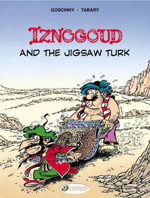 IZNOGOUD - TOME 11 IZNOGOUD AND THE JIGSAW TURK - VOL11