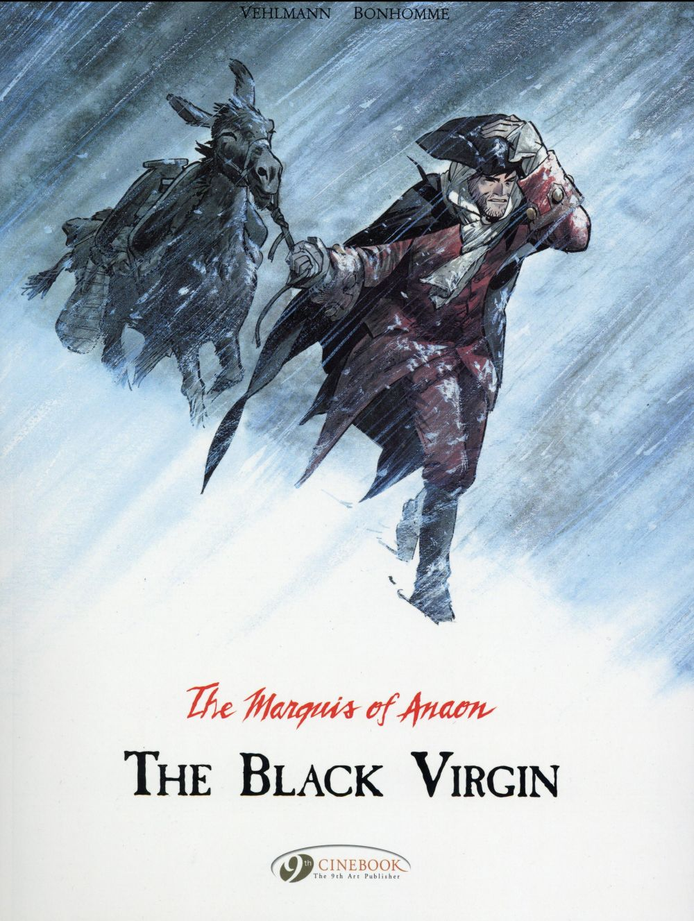 THE MARQUIS OF ANAON - TOME 2 THE BLACK VIRGIN - VOL02
