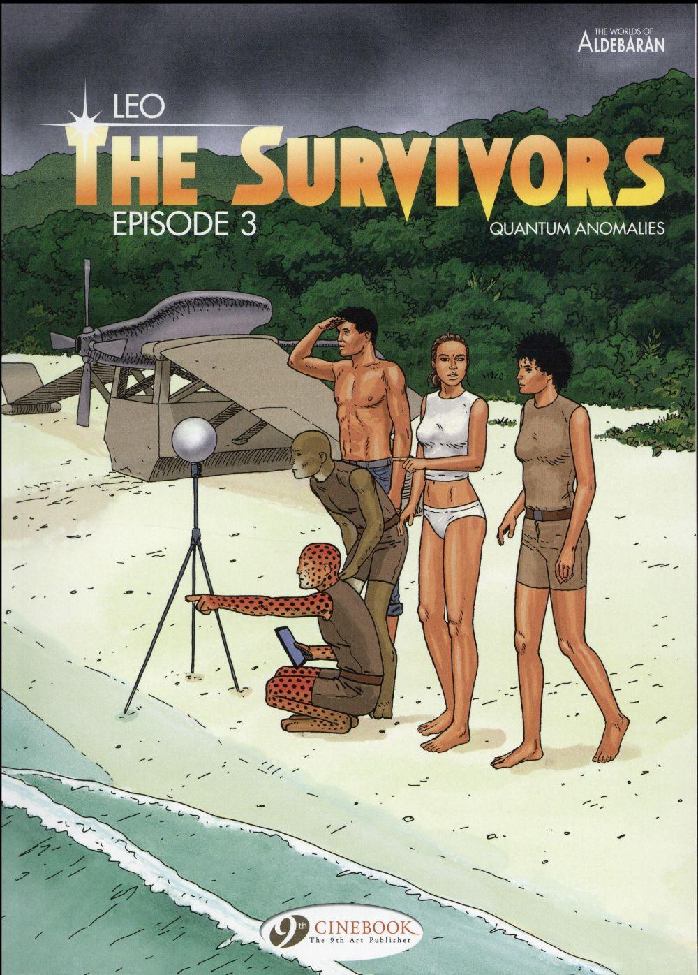 THE SURVIVORS - TOME 3 QUANTUM ANOMALIES - VOL03