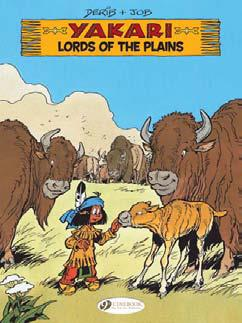 YAKARI - TOME 14 LORDS OF THE PLAINS