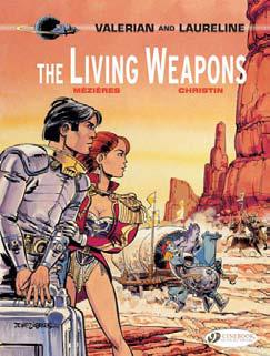VALERIAN - TOME 14 THE LEAVING WEAPONS - VOL14