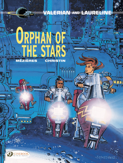 VALERIAN AND LAURELINE - TOME 17 ORPHANS OF THE STARS - VOL17