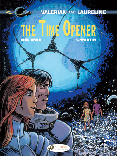 VALERIAN AND LAURELINE - TOME 21 THE TIME OPENER - VOL21