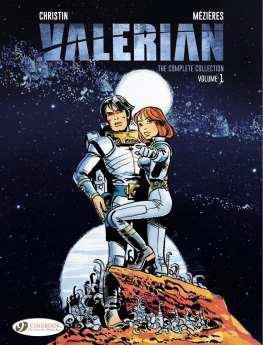 VALERIAN THE COMPLETE COLLECTION - VOLUME 1 - VOL01