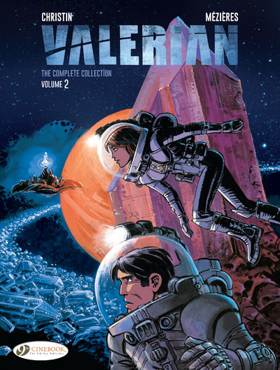 VALERIAN THE COMPLETE COLLECTION - TOME 2 EPISODES3 A 5 - VOL2