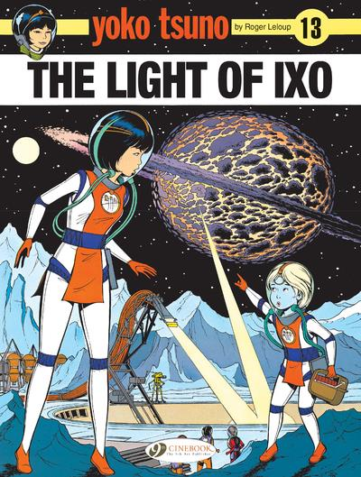 YOKO TSUNO - VOLUME 13 THE LIGHT OF IXO