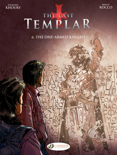 THE LAST TEMPLAR - VOLUME 6 THE ONE-ARMED KNIGHT