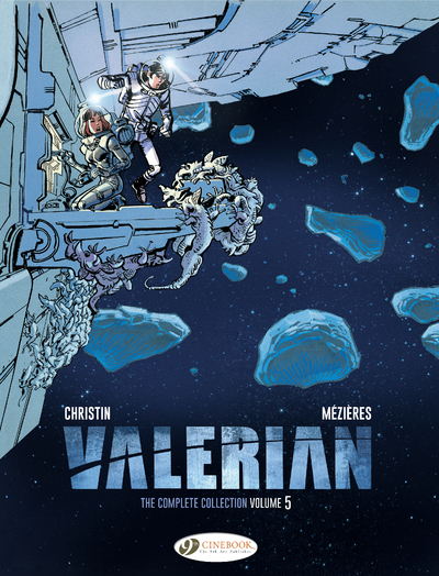 VALERIAN THE COMPLETE COLLECTION - TOME 5 - VOL5