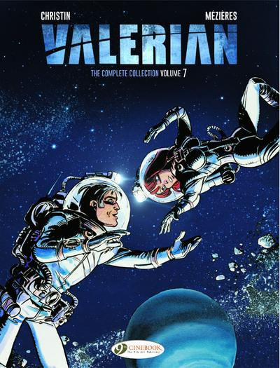VALERIAN - THE COMPLETE COLLECTION VOLUME 7
