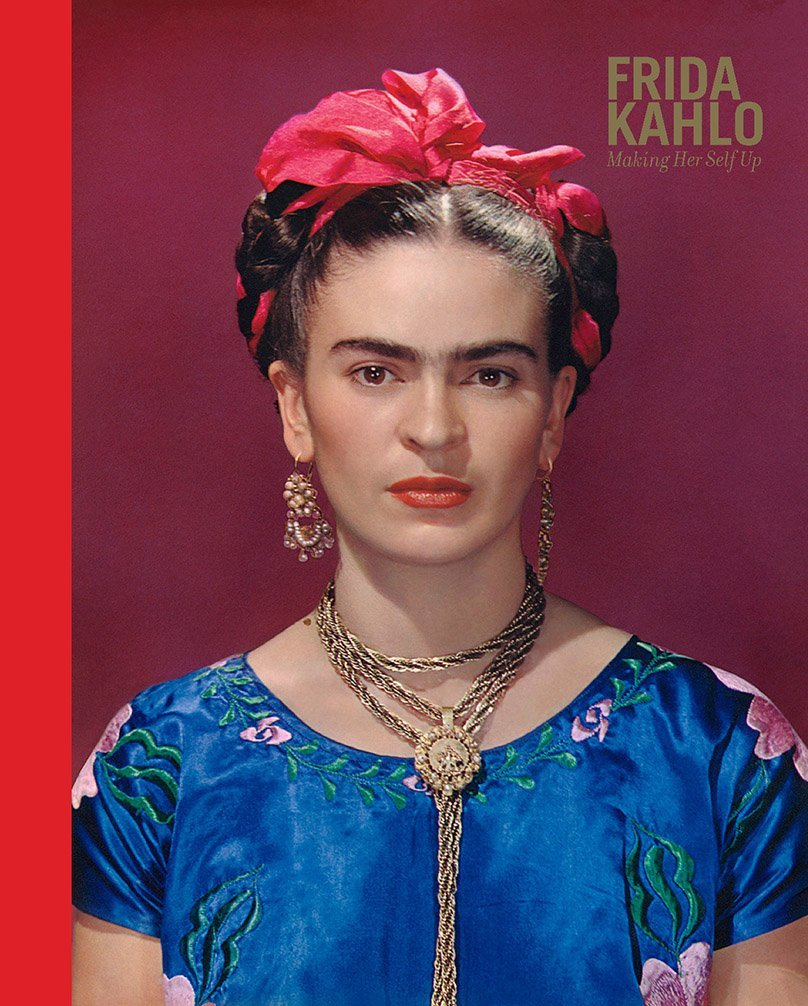 FRIDA KAHLO MAKING HERSELF UP /ANGLAIS