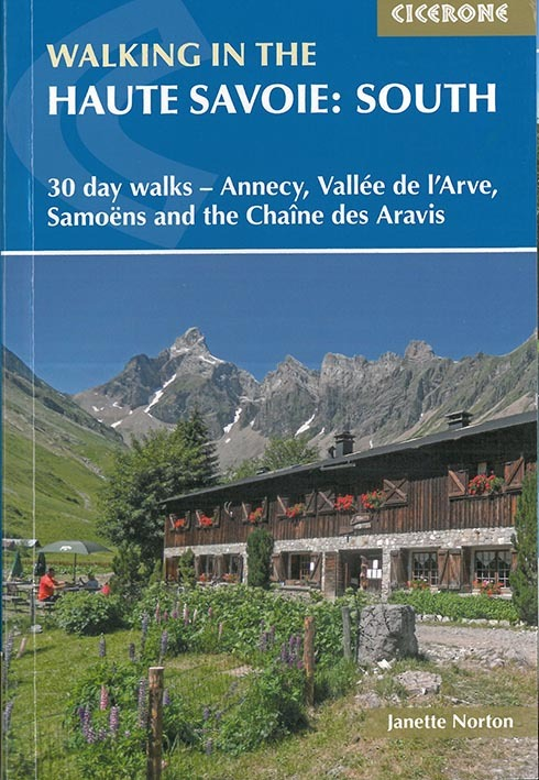 WALKING IN THE HAUTE SAVOIE SOUTH