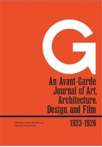 G AN AVANT-GARDE JOURNAL OF ART /ANGLAIS