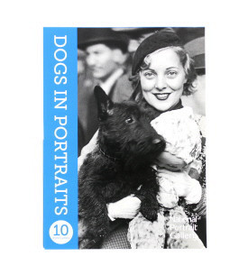 POSTCARD PACK DOGS IN PORTRAITS /ANGLAIS
