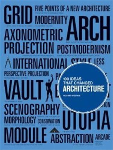 100 IDEAS THAT CHANGED ARCHITECTURE /ANGLAIS
