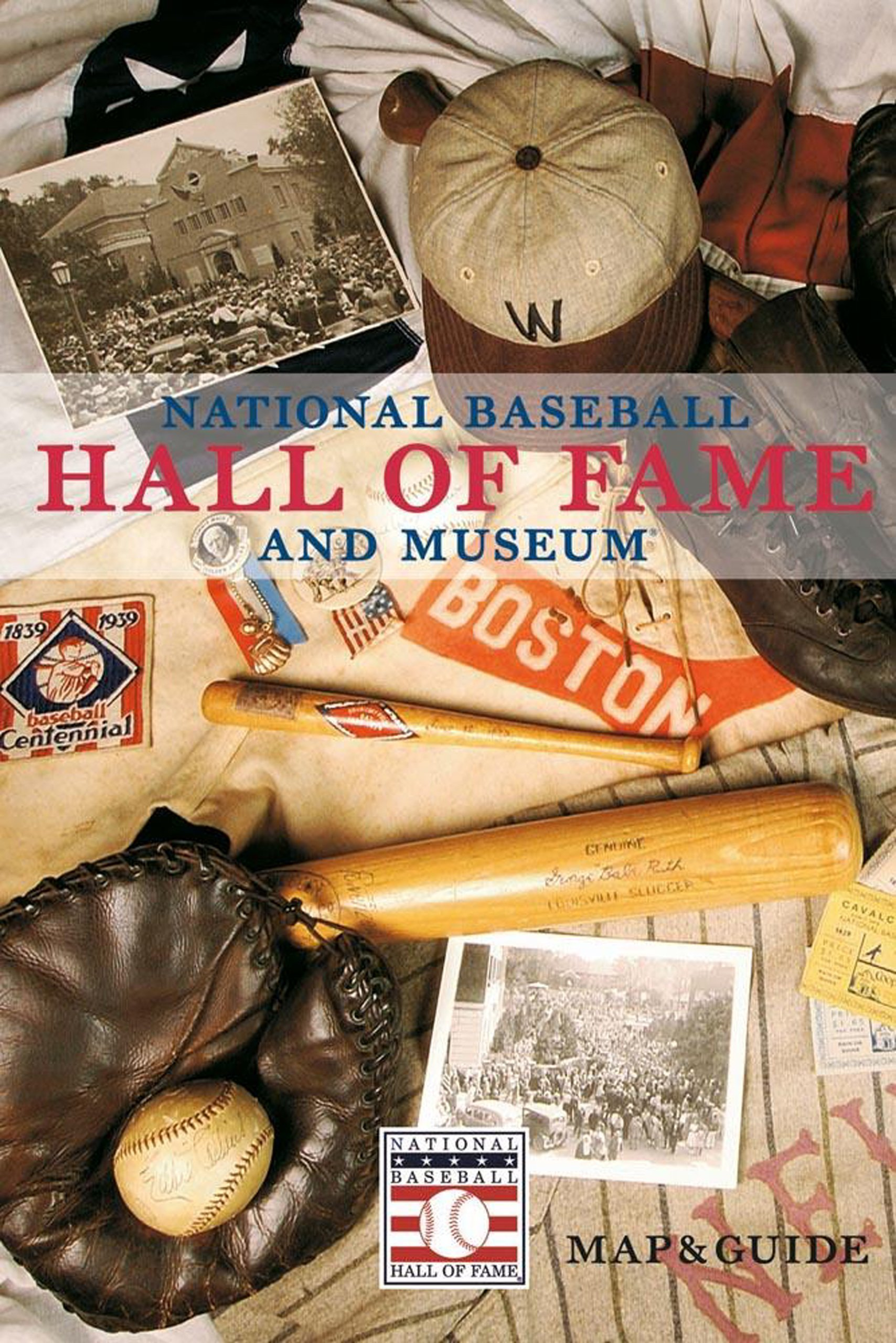NATIONAL BASEBALL HALL OF FAME AND MUSEUM /ANGLAIS