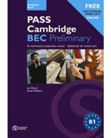 PASS CAMBR BEC PRELIMINARY SELF STUDY PRACT TESTSKEY CD PACK