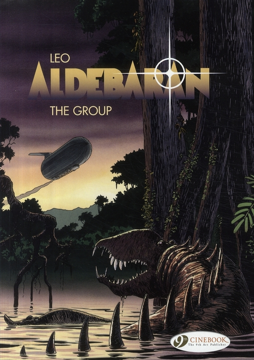 ALDEBARAN - TOME 2 THE GROUP
