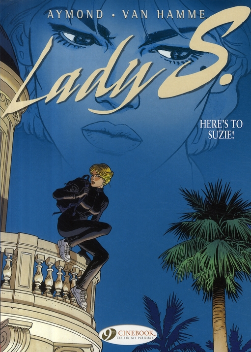 LADY S. - TOME 1 HERE'S TO SUZIE