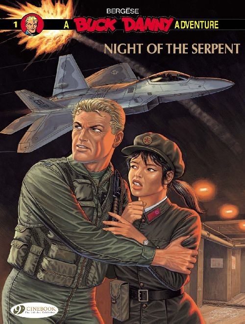 BUCK DANNY - TOME 1 NIGHT OF THE SERPENT