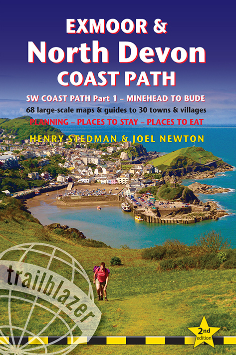 EXMOOR & NORTH DEVON COST PATH