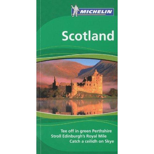 GUIDE VERT SCOTLAND 2009 - ANGLAIS