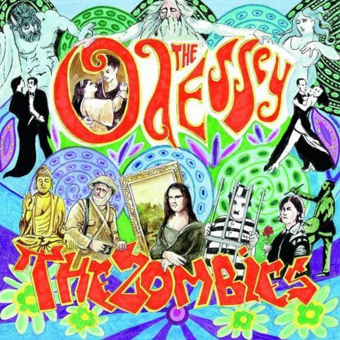 THE ODESSEY: THE ZOMBIES IN WORDS AND IMAGES /ANGLAIS