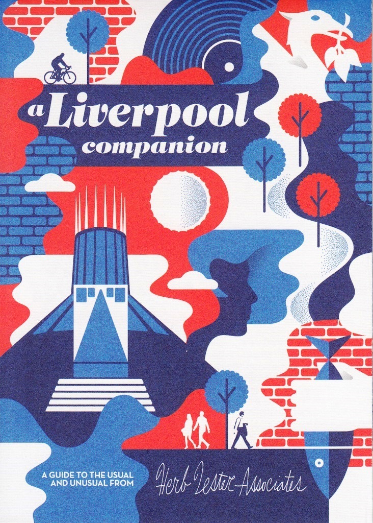 LIVERPOOL: FOR REAL  (FOLDED MAP) /ANGLAIS