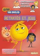 LE MONDE SECRET DES EMOJIS : ACTIVITES ET JEUX