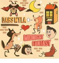 DABS MYLA MIDNIGHT FANTASY /ANGLAIS